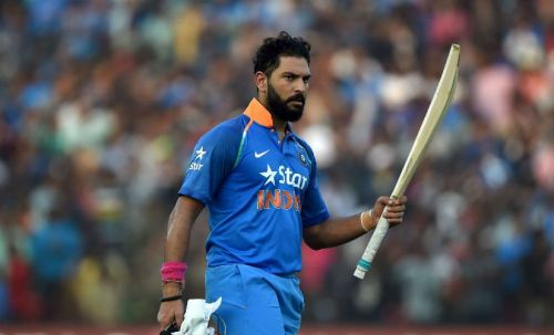 The Prince of Punjab developed into one of India's Best Player after his debut