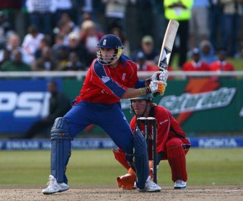 England v Zimbabwe - ICC Twenty20 World Championship