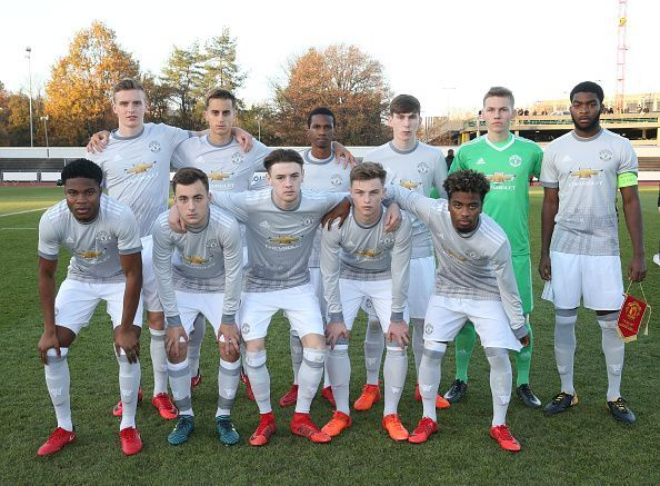 Page 2 5 Youth Team Products Who Could Become Future Stars For Manchester United