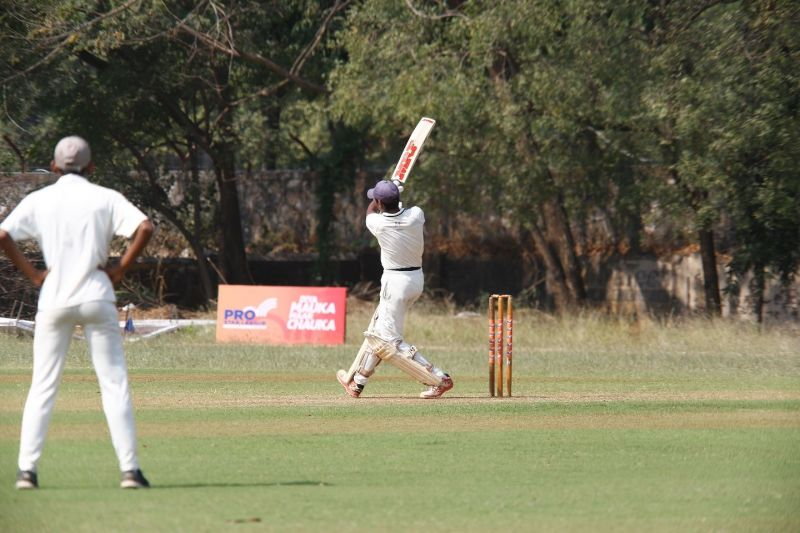 bcbc831dec6c Big-hitting Saket scores quickfire 193 as Nymph demolish Shanti Devi in Pro  Star League T20 tie