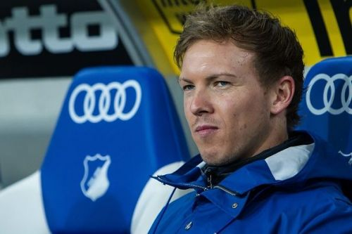 Nagelsmann's playing career finished before it even started