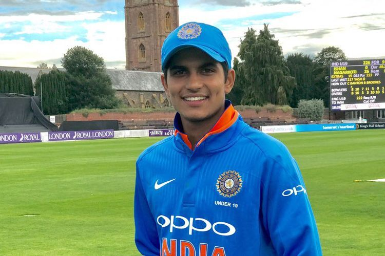 Image result for shubhman gill