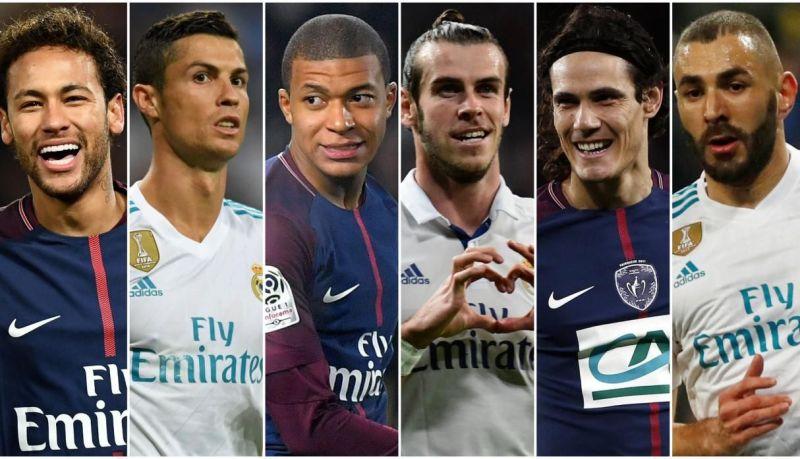 Real Madrid Vs Paris Saint Germain A Tactical Overview