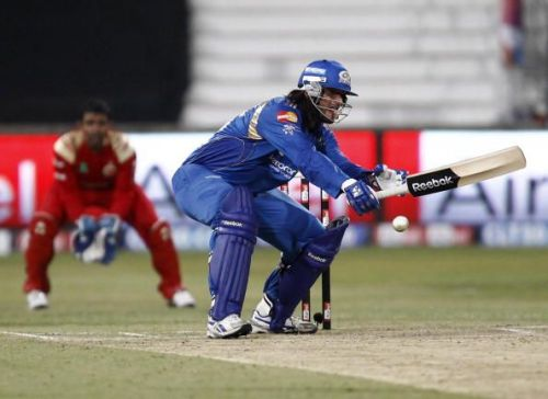 Mumbai v Bangalore - 2010 Champions League Twenty20
