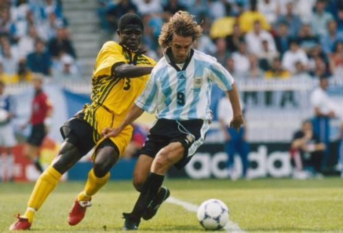 FIFA World Cup Finals 1998 Group H: Argentina v Jamaica