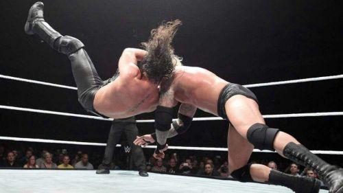 RKO Outta Nowhere!