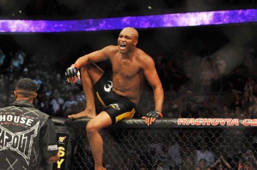 UFC 101: Declaration - Anderson Silva Vs. Forrest Griffin