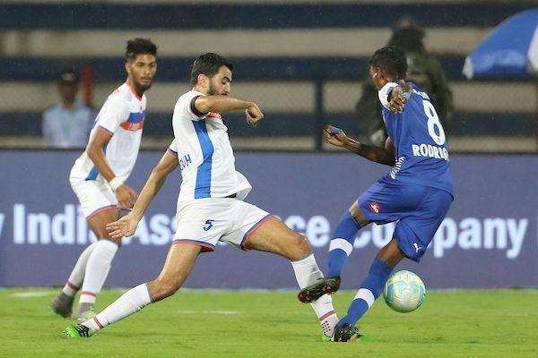Lenny Rodrigues Bengaluru FC Goa