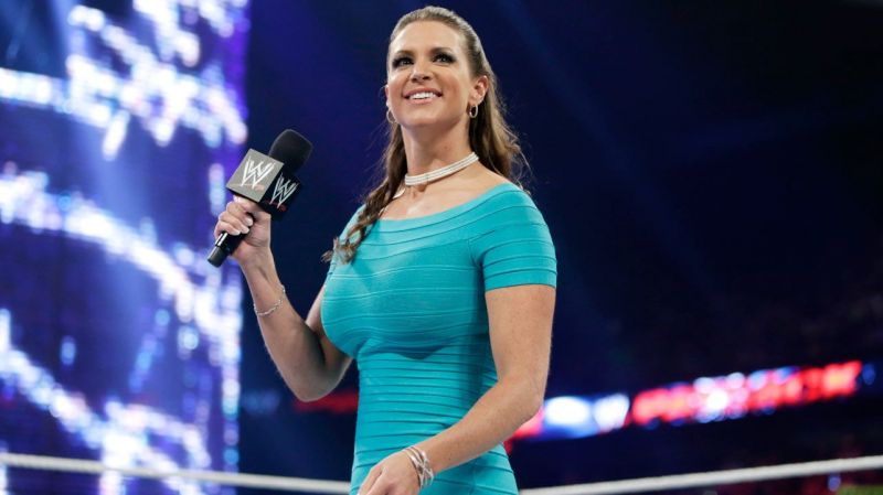 Stephanie McMahon was asked directly about AEW