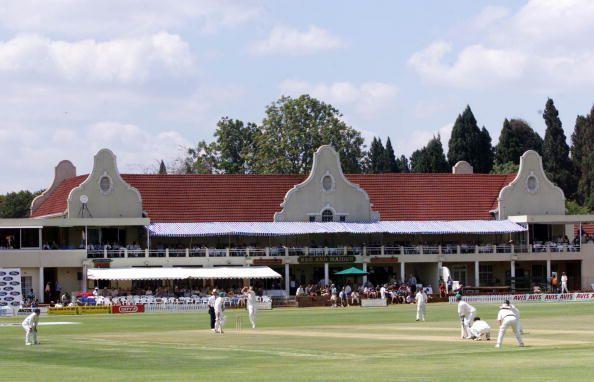 Zimbabwe v Aust