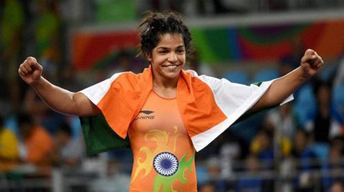 Olympic bronze medallist Sakshi Malik will be a part of the Indian contingent at CWG 2018