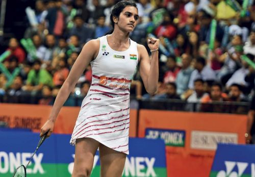 The India Open loss was World No. 4 P.V. Sindhu's fourth loss in the final in 2017-18 season.