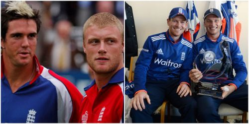 Pietersen Flintoff Morgan Buttler