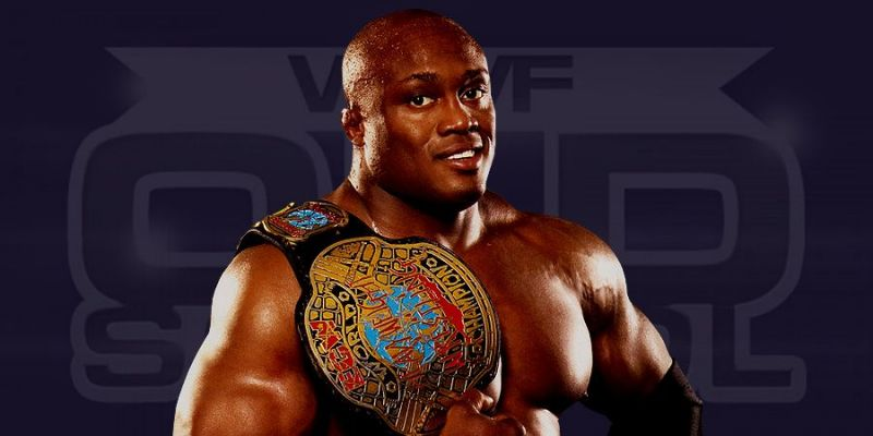 Lashley was forcefully stripped off the ECW Championship