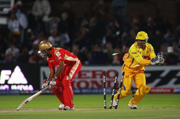 Chennai Super Kings v Royal Challengers Bangalore - IPL T20