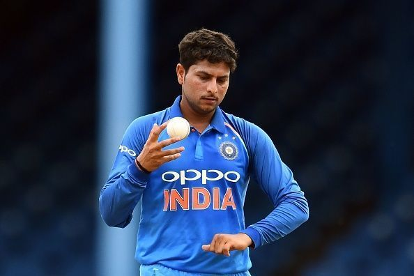 Kuldeep Yadav Biography, Career info, Achievements, Records ...