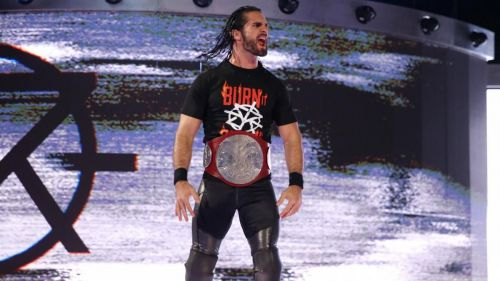 Seth Rollins' put up a groundbreaking performance ahead of this year's historic Elimination Chamber match
