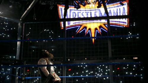 The Road To WrestleMania goes through this brutal structure known as the Elimination Chamber...
