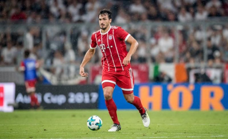 Mat Hummels is one of the best center-backs