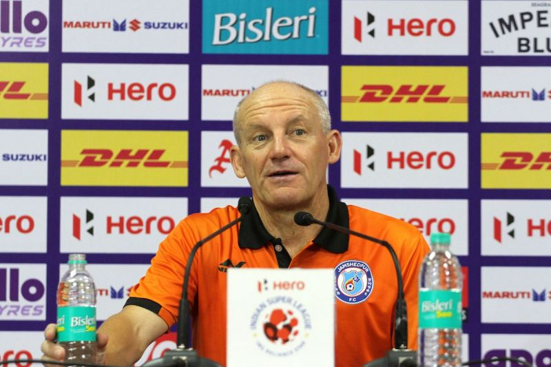 Coppell thought the draw was a fair outcome [Photo: ISL]