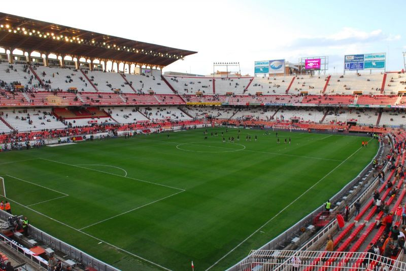 Ramon Sanchez Pizjuan Stadium