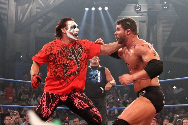 wwe news sting reveals his toughest opponent