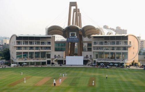 England v Mumbai A - Day One