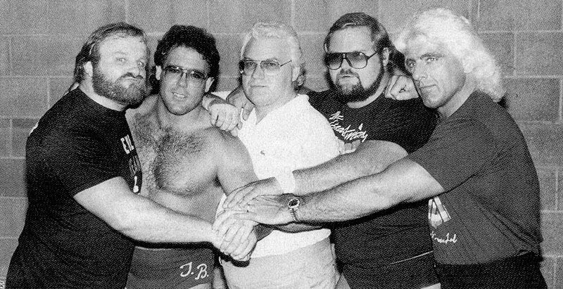 Ole, Tully, JJ, Arn, and Ric.