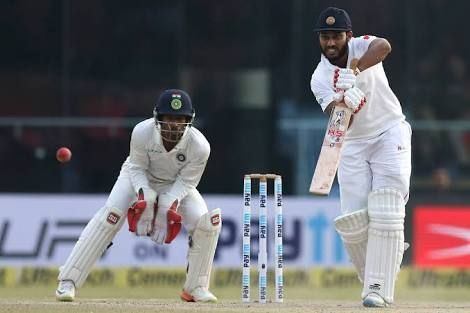 Roshen Silva has married positive intent with composure to become a valuable Test player