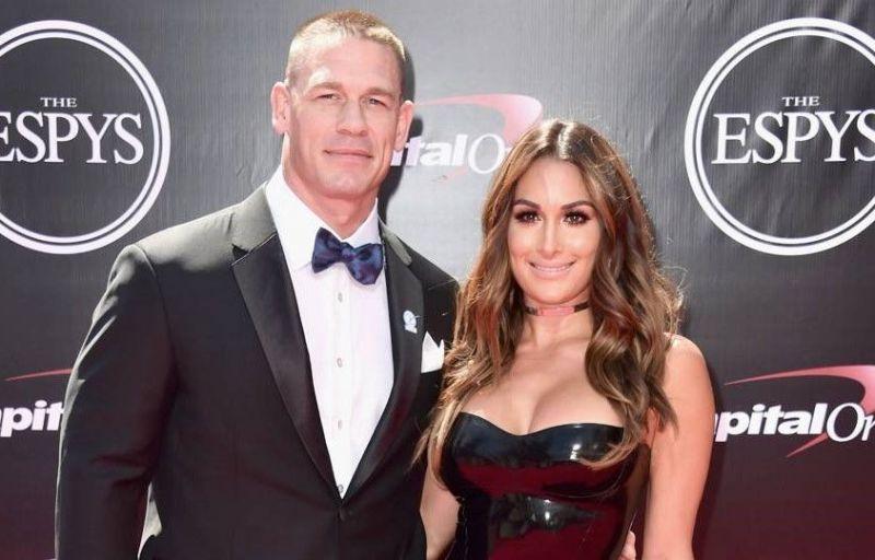 John Cena And Nikki Bella Call Off Wedding.Wwe News John Cena On Rumors Of His Wedding With Nikki