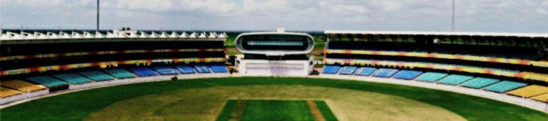 Saurashtra Cricket Association Stadium