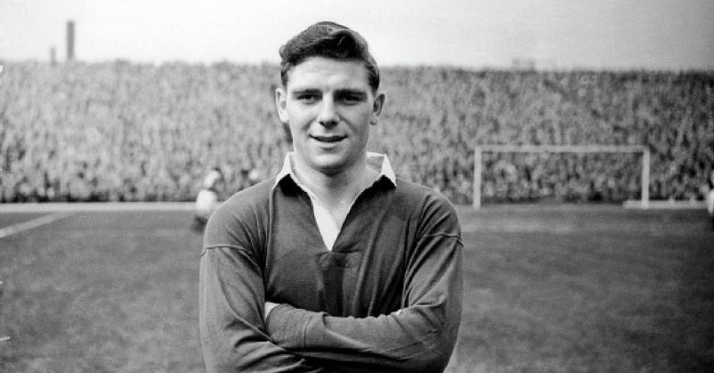 Busby Babes Duncan Edwards