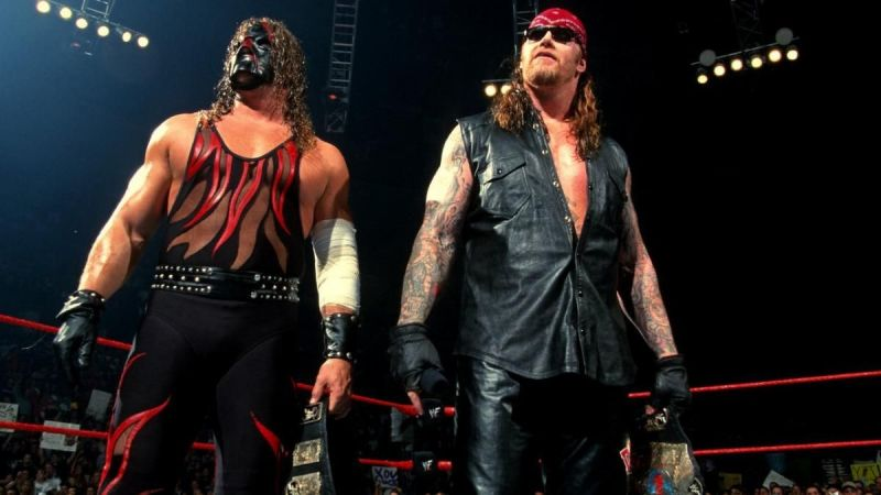 Without Undertaker there is no Kane