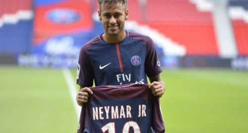 Neymar Jr's move to Paris St. Germain marked a power shift in European football