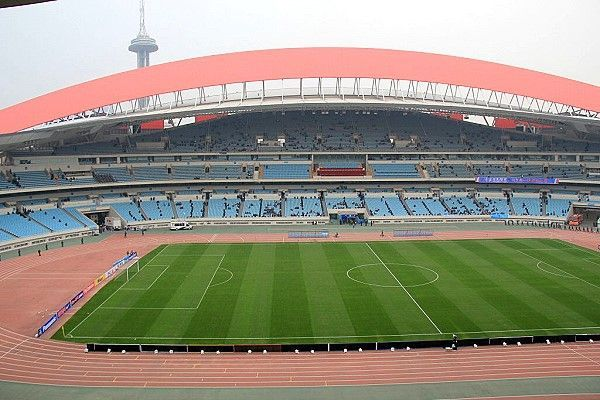 Nanjing Olympic Sports Centre Stadium