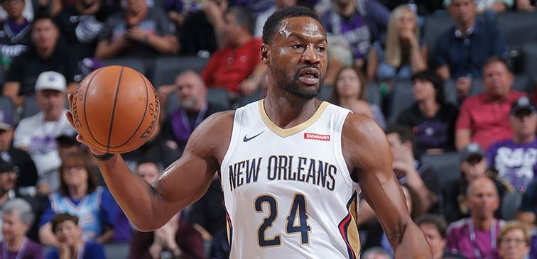 Tony Allen was traded to the Chicago Bulls on February 1st.