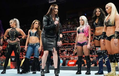 The women's roster has enough and more Superstars to form a tag division