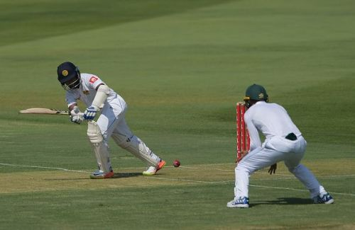 Sri Lanka have found a middle-order class act in Roshen Silva