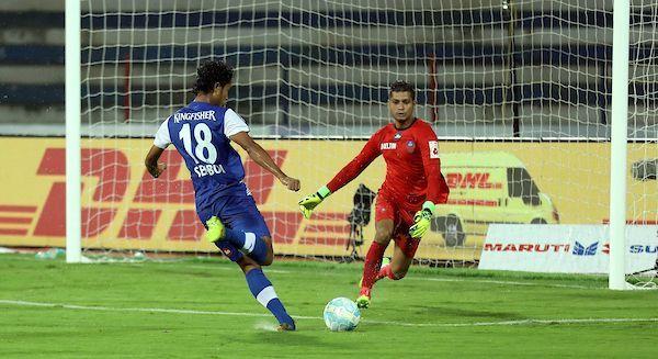 Semboi Haokip Bengaluru FC ISL