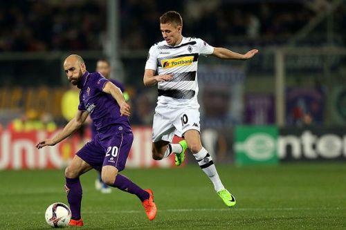 ACF Fiorentina v Borussia Moenchengladbach - UEFA Europa League Round of 32: Second Leg