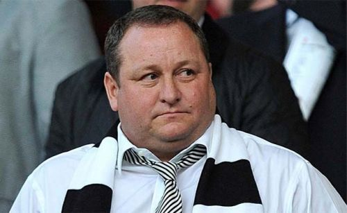 Newcastle owner Mike Ashley is despised by Magpies fans