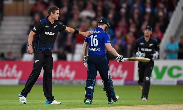England v New Zealand - 4th ODI Royal London One-Day Series 2015