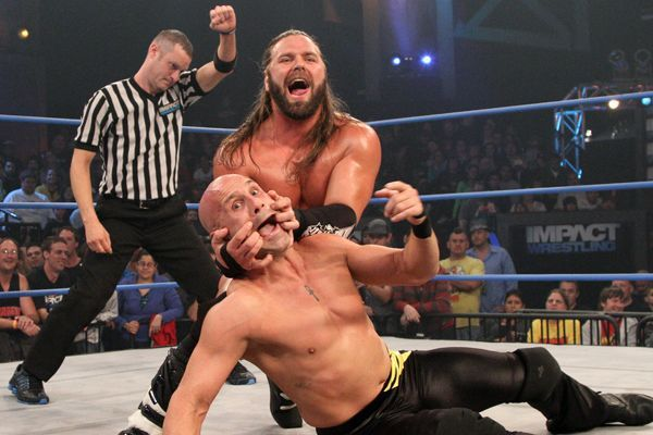 Will James Storm ever head to WWE?