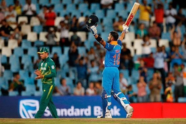 India vs south africa 2018 6th odi video highlights