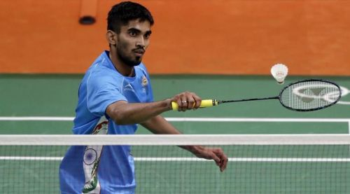 Kidambi Srikanth bowed out of India Open 2018 with a stright-game loss to Malaysia's Iskander Zulkarnain