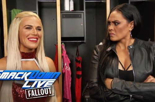 Tamina Snuka may be sidelined for a while after suffering a torn rotator cuff