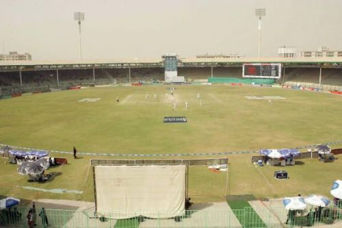 First Test - Pakistan v South Africa - Day Five