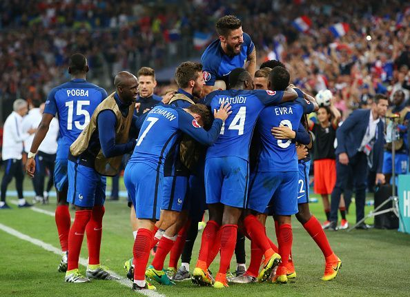 587a15130 How France should line up for the 2018 FIFA World Cup