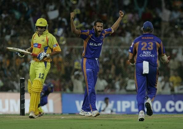 Yusuf Pathan was a find of the IPL
