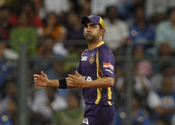 Gambhir admitted the Level 1 offence